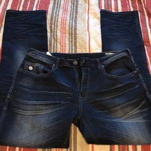 Buffalo David Button Jeans